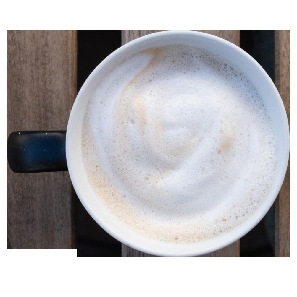 Hrnek sTOM CHAi latte